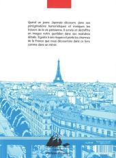 Verso de À nous deux, Paris!
