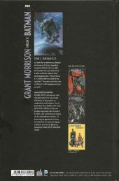 Verso de Batman (Grant Morrison présente) -2- Batman R.I.P.