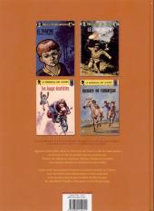 Verso de La patrouille des Castors -INT3- L'intégrale 3 (1960-1963)