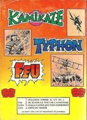 Verso de Kamikaze (Arédit) -6- Raid sur Pochat