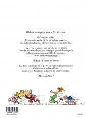 Verso de Astérix (Hors Série) -2a91- Comment Obélix est tombé dans la marmite du druide quand il était petit