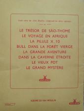 Verso de Bull Dog -7- Le vieux pot