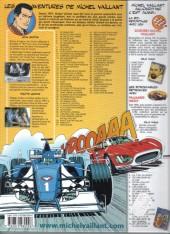 Verso de Michel Vaillant -40b2007- Rififi en F1