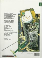 Verso de Largo Winch -2b00- Le groupe W