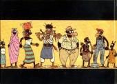 Verso de Carnet d'Afrique