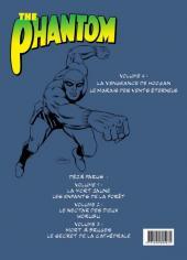 Verso de Phantom (The) (Mitton) -4- La vengeance de Hoogan / Le marais des vents éternels