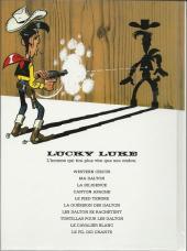 Verso de Lucky Luke -26Pub- Les Dalton se rachètent
