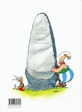 Verso de Astérix (en langues régionales) -28Créole- La kaz Razade
