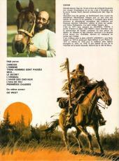 Verso de Buddy Longway -1a80- Chinook