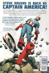 Verso de Captain America (2011) -INT01- Captain America by Ed Brubaker Volume 1