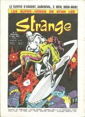 Verso de Marvel -3- Marvel 3