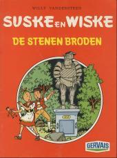 Verso de Bob et Bobette (Publicitaire) -Gerv- Les pains de pierre