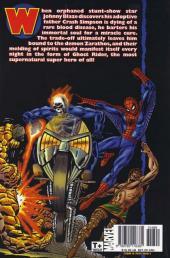 Verso de Essential: Ghost Rider (2005) -INT01- Volume 1