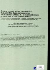 Verso de Gabrielle B. -BRET- Édition intégrale en Breton