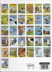 Verso de Yakari -1c2006- Yakari et Grand Aigle