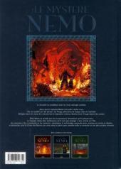 Verso de Le mystère Nemo -3- Océan