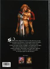 Verso de Meridia -2- Le Souffle des Dieux