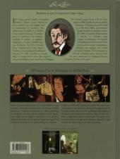 Verso de L'Étrange Cas du Dr Jekyll et de Mr Hyde -2- Volume 2