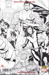 Verso de X-Men (Marvel France 3e série - 2012) -1VC- Chacun son camp