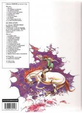 Verso de Comanche -5d2002- Le Désert sans lumière