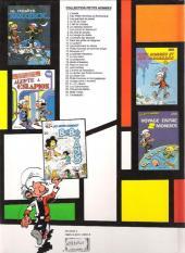 Verso de Les petits hommes -10a1998- Le peuple des abysses