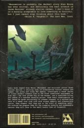 Verso de Alan Moore's Neonomicon (2010) -INT- Alan Moore's Neonomicon