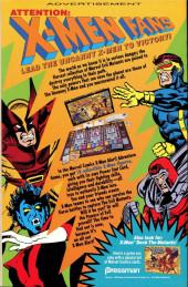 Verso de Ravage 2099 (Marvel comics - 1992) -1- Issue 1