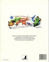 Verso de (AUT) Cabanes - Les petidés