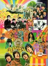 Verso de Beatles (Arédit - Artima Color Marvel Géant) -2- Beatles Story