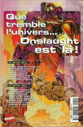 Verso de Wolverine (Marvel France 1re série) (1997) -50- Onslaught phase 9