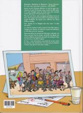 Verso de Les profs -2FL- Loto et colles