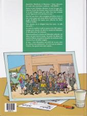 Verso de Les profs -3FL- Tohu-bahut