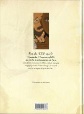 Verso de La vénus du Dahomey -2- Le dernier combat