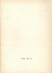 Verso de Spidey -Rec04- Album N°4 (du n°10 au n°12)