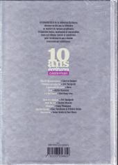 Verso de Blankets - Tome b2012
