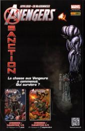 Verso de Iron Man (Marvel France - 2012) -2- A Jamais