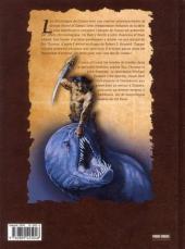 Verso de Les chroniques de Conan -11- 1981 (I)