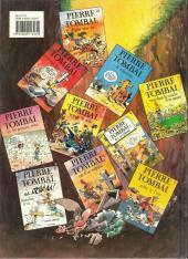Verso de Pierre Tombal -1b1993- Les 44 premiers trous