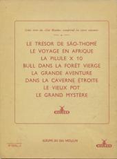 Verso de Bull Dog -6- Dans la caverne étroite
