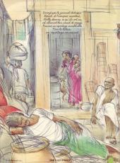 Verso de A Calcutta avec Mère Teresa
