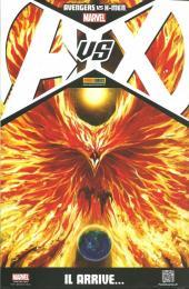 Verso de X-Men Universe (Marvel France - 2012) -2- Rapprochements
