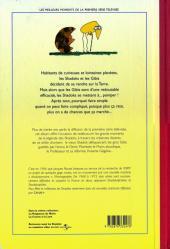 Verso de Les shadoks -3a- Ga Bu Zo Meu