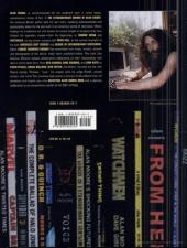 Verso de (AUT) Moore, Alan (en anglais) - The Extraordinary Works of Alan Moore