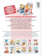 Verso de Le guide -6d12- Le guide de la quarantaine