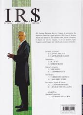Verso de I.R.$. puis I.R.$ -2a2008- La Stratégie Hagen