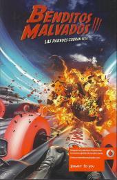 Verso de Ultimate Marvel -4- Ultimate marvel 4