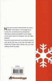 Verso de Naruto : le film -1- Naruto et la princesse des neiges