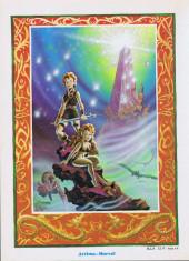 Verso de WeirdWorld (Arédit - Artima Color Marvel Géant) -1- Le royaume des ombres