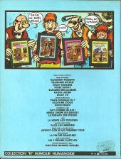 Verso de Votez Rocky - Tome 1a1984