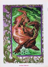 Verso de WeirdWorld (Arédit - Artima Color Marvel Géant) -2- Le Pays fantastique
